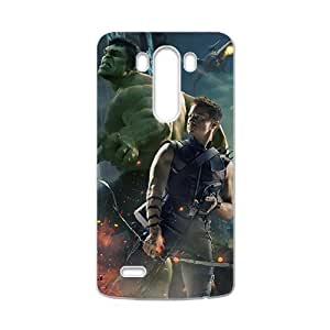 HUAH The Avengers Phone Case for LG G3 Case