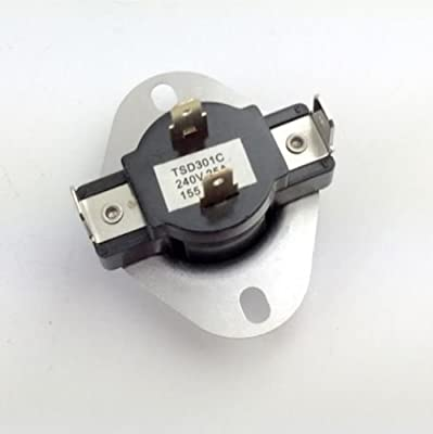 3387134 Dryer Operating Thermostat for Whirlpool Kenmore AP6008270