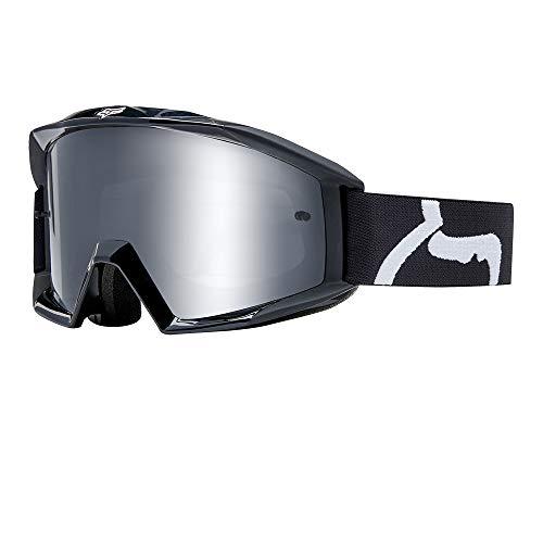 Fox Racing Youth Main Race Goggle-Black ()