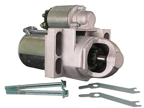 (New Premium Starter SAEJ1171 Certified for Marine Use! Fits Mercruiser Volvo Penta with Bolts & Shims Staggered Mount 3860566 3660566-3 3857747 3860566 10099 30433 20513529TBA RS41117 91-01-4515)