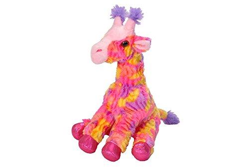 - Wild Republic Giraffe Plush, Stuffed Animal, Plush Toy, Gifts for Kids, Colorkins 12 inches