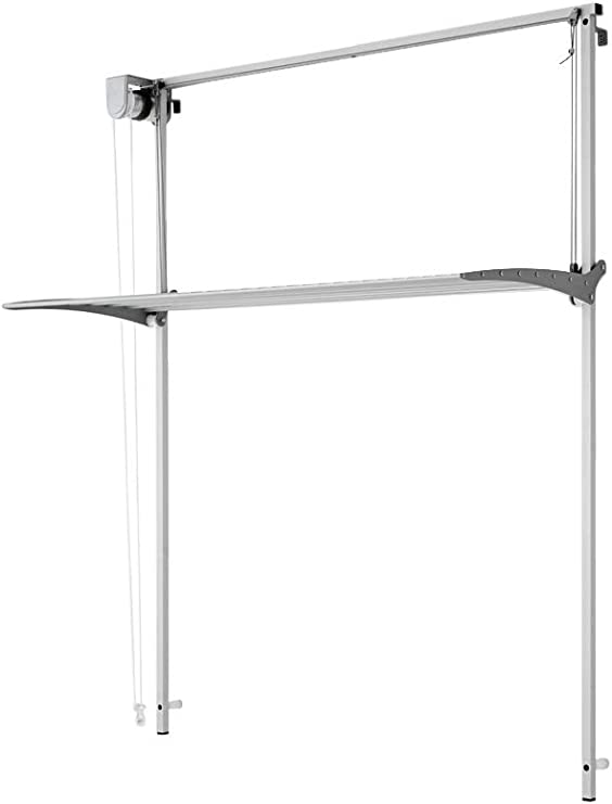 CLOTHES AIRER DRYER KITCHEN RACK LAUNDRY CEILING DRYER