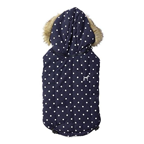 Navy Polka Dot Small Navy Polka Dot Small House Of Paws Polka Dot Gilet Available In Navy& Red Various Sizes (Small, Navy Polka Dot)