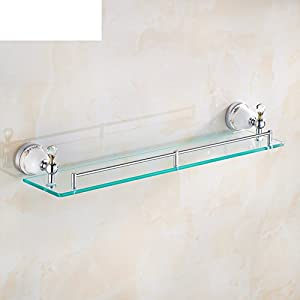best European golden shelf/Towel Bar/Bathroom Bathroom rack/ makeup cosmetics-A