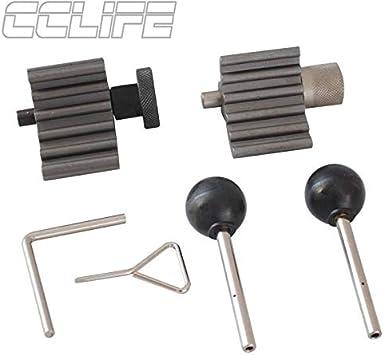 Engine Care Diesel Engine 1.2 1.4 1.9 2.0 Tdi Pd Timing Belt Camshaft Tensioner Locking Tool Set Tdi for Vw//Audi A2//A3//A6