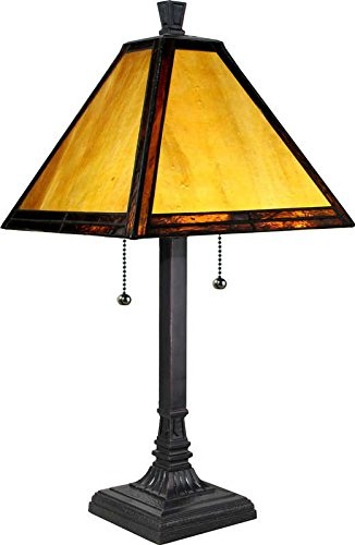 ts Mission Style Tiffany LAMP TLE-4-8561 ()