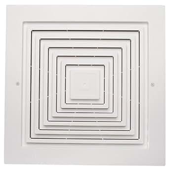 Broan L100 High Capacity Polymeric Ventilation Fan 109 Cfm Bathroom Fans