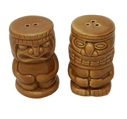 - Ku Tiki Salt and Pepper Shakers Set