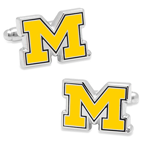 University of Michigan Cufflinks by Generic