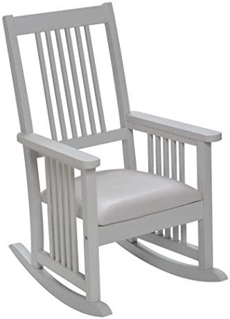 Giftmark Mission Style Kids Rocking Chair