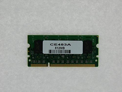 512MB DDR2 144pin DIMM Memory for HP LaserJet P4015 P4515 CE483A (MemoryMasters)