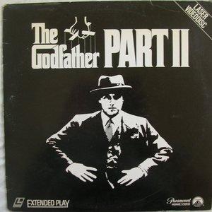 The Godfather Part II 2 LaserDisc Movie