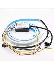 ضوء ال اي دي لصندوق السيارة مع مؤشر ضوء عند ايقاف السيارة او للالتفاف لليمين او اليسار