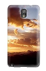 Perfect Tpu Case For Galaxy Note 3/ Anti-scratch Protector Case (amazing Sight Whistler Mountain)