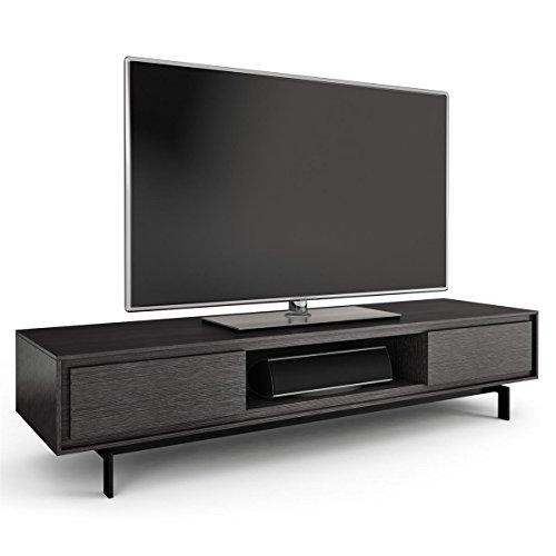 bdi-signal-8323-low-profile-triple-wide-entertainment-cabinet-graphite