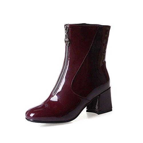 ABL10356 BalaMasa Rouge 37 Bordeaux EU Femme Abl10356 Bas 5 8qwSrz8