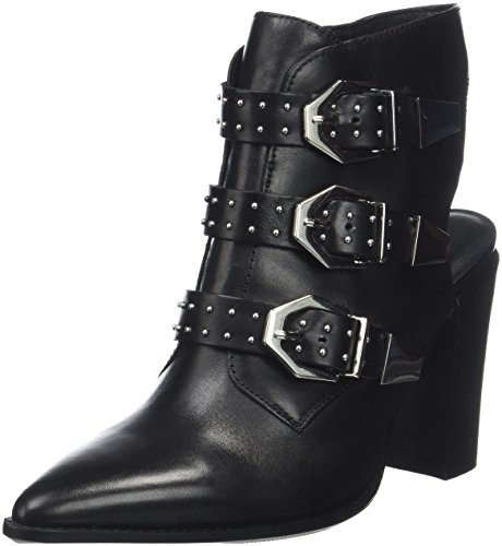 01 Black Black Women's Back 1217 Bronx Sling Heels Bamericanax Bx 8zq1x60wZ