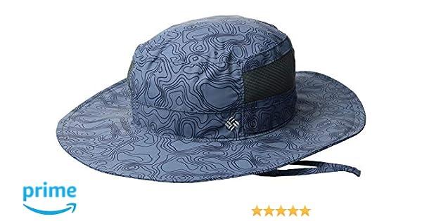 2c70ebbb Columbia Bora Print Booney Hat, Mountain Topo, O/S: Amazon.ca: Sports &  Outdoors