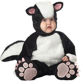 Lil' Stinker Costume - Infant Large by Morris (Lil Game Stinker)