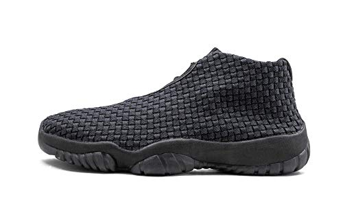 Jordan Men's AIR Future Basketball Shoe, Black/Black/Anthracite-Metallic Black, 12M US (Nike Jordan Future)