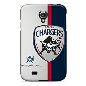 Fashion Protective Ipl Deccan Chargers Case Cover For Galaxy S4