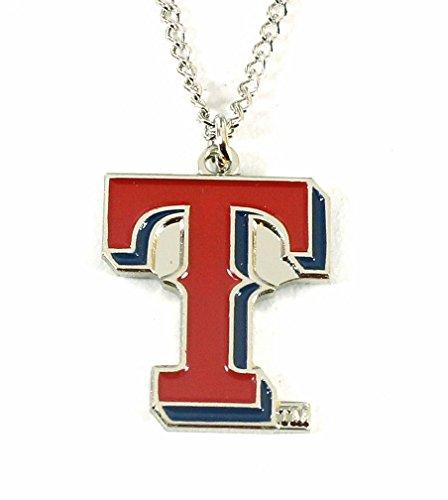 (Texas Rangers Logo Pendant)