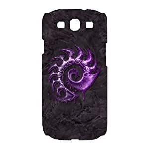 Printed Cover Protector Samsung Galaxy S3 I9300 Cell Phone Case Nkymt StarCraft Protoss Unique Design Cases