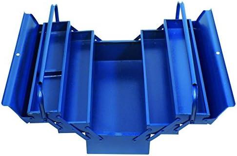 Tec Hit vacío 500229 caja herramientas 5 compartimentos Metal ...