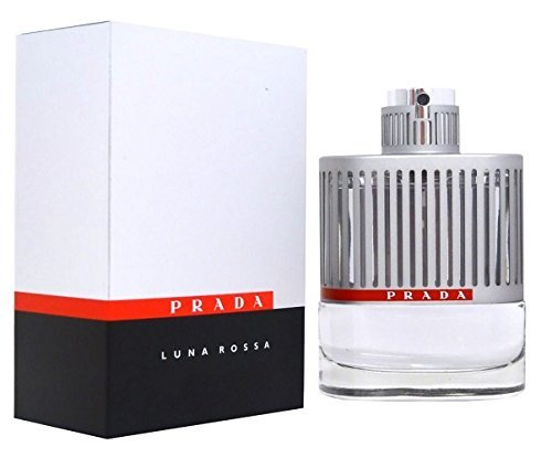 - Prada Luna Rossa Eau de Toilette Spray for Men, 3.4 Ounce