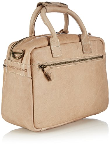 Cowboysbag The Little Bag - Bolso de hombro Unisex adulto Beige (sand 230)