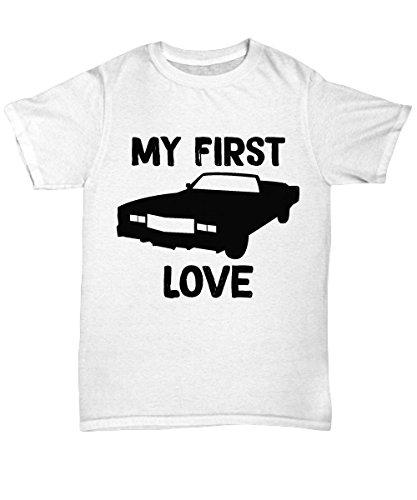 1976 T-shirt (Cadillac Eldorado 1976 Shirt - Cool Tee Shirt Graphic Design- White - 2X Large)