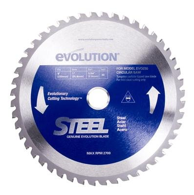 Evolution Saw Blades For Steel - 15'' - Qty-1 by Evolution