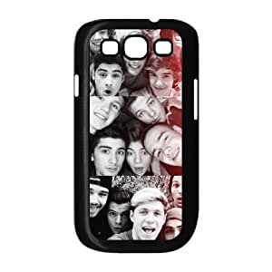 VN One Direction Phone For SamSung Galaxy S4 Mini Case Cover [Pattern-2]