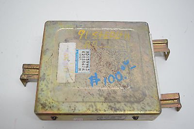 91 92 DODGE STEALTH 3000GT ECU ECM ENGINE COMPUTER MD159963