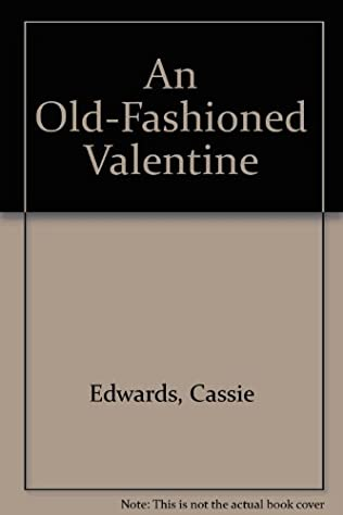 book cover of An Old-Fashioned Valentine