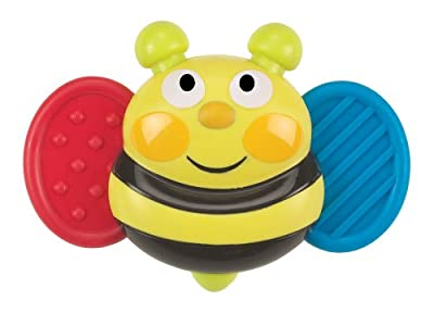 Small World Toys IQ Baby Busy Bee Baby Buzzer from Small World Toys
