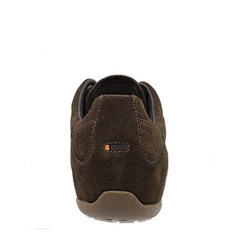 traspirante Pelle Route Ortholite in Coffe traspirante T microfibra Plus fodera sottopiede Shoes e scamosciata 7TwqUZ1x