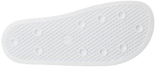 280648 white Adulto Ciabatte Adilette black White Unisex Adidas 8Oq6wS0f