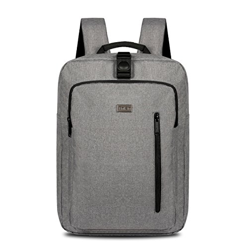 Thikin Cool Urban Business Laptop Backpack Mens & Womens College Shoulders Backpack Bookbag Fits for 15' Laptop