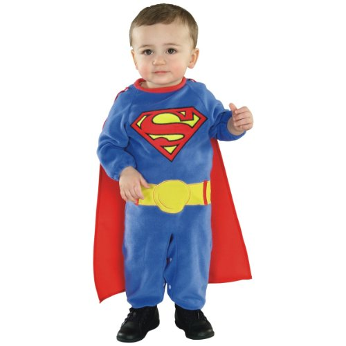 Rubies Costume Co Superman Baby Infant -