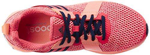 adidas Revenge W, Zapatillas de Running para Mujer Rojo / Negro (Rojimp / Maruni / Brisol)