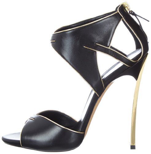 Sandals Casadei Womens Fashion Black 5035N qXwvftx