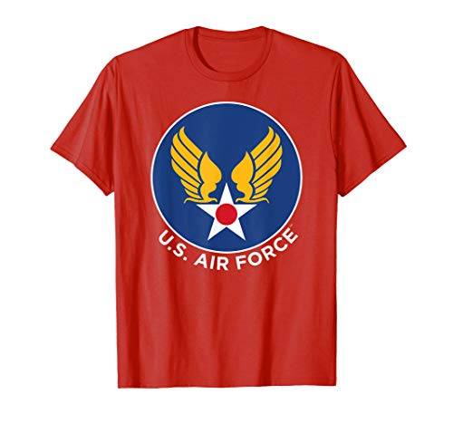Marvel Captain Marvel U.S. Air Force Badge Graphic