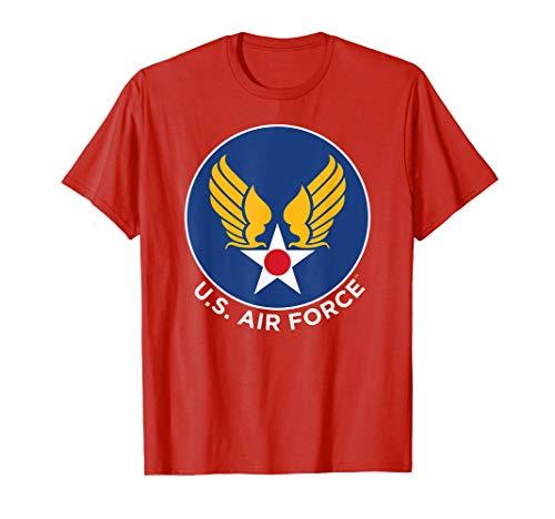 Marvel Captain Marvel U.S. Air Force Badge Graphic