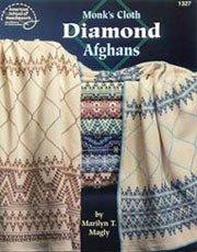 American School: Monk's Cloth Diamond Afghans ()