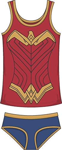 DC Comics Dawn of Justice Wonder Woman Underoos-X- Large