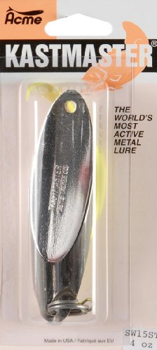 Acme Kastmaster Lure with Tube