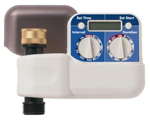 Orbit HT7 2-Dial Digital Hose Faucet Watering Timer