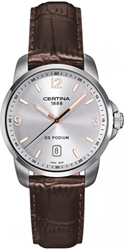Mans watch R.CERTINA CAB.DS PODIUM COR.MAR.ESF.PL - Swiss Pl Watch
