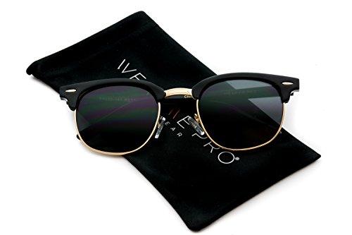 Clubmaster Retro Classic Sunglasses - 3
